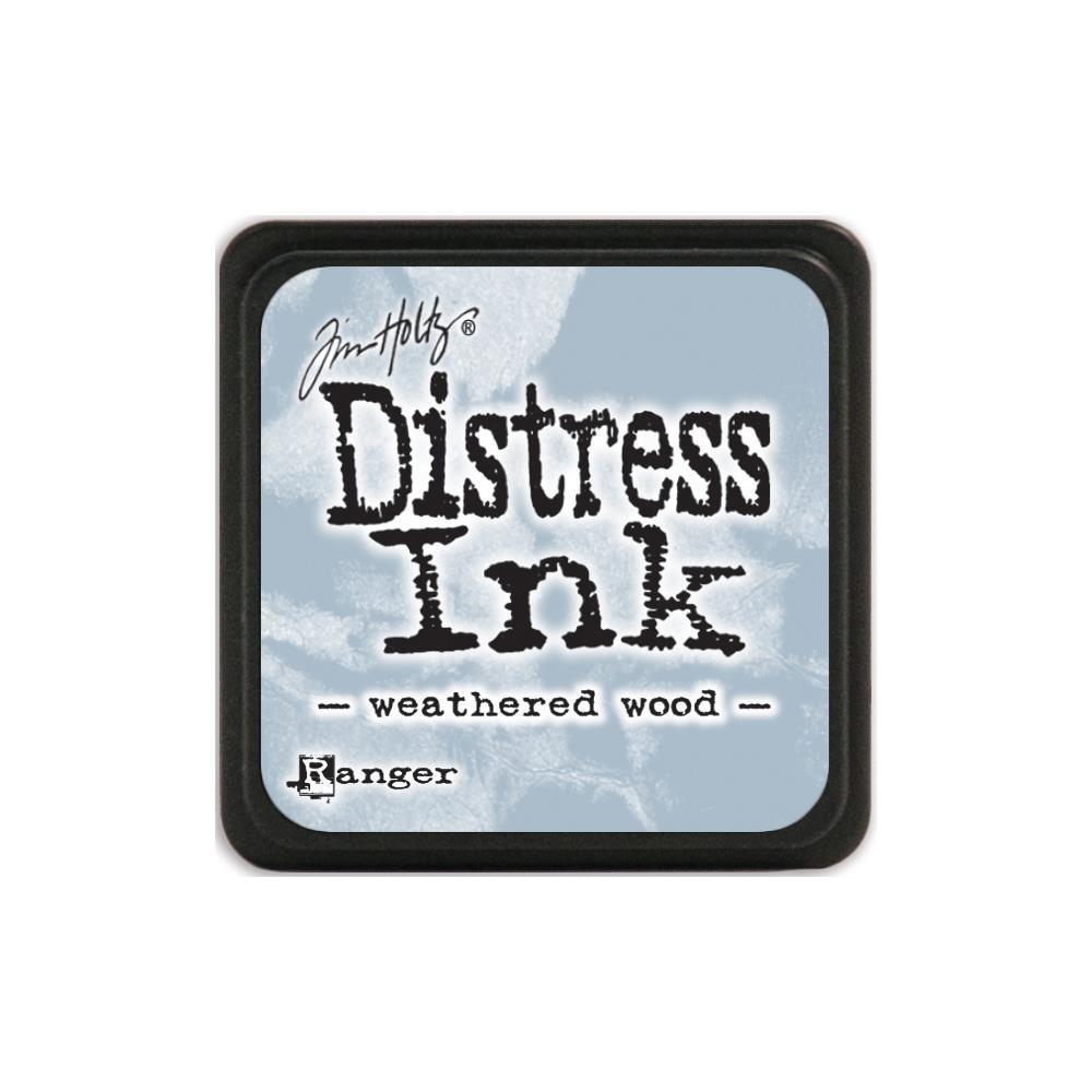 Подушечка Distress Ink Ranger -Weathered Wood
