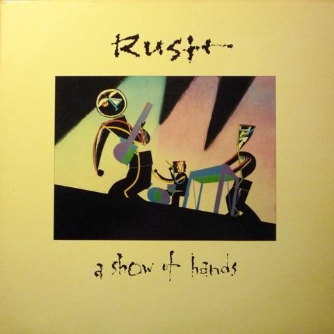 Rush / A Show Of Hands (2LP)