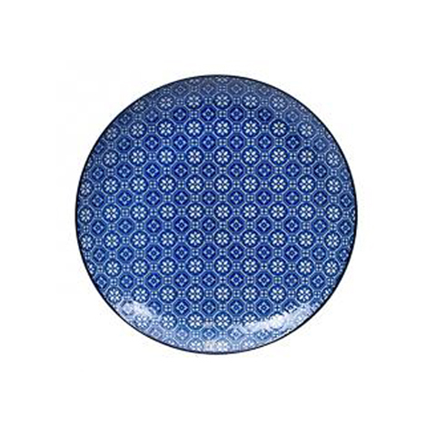 Тарелка Tokyo Design Studio Nippon Blue 8661