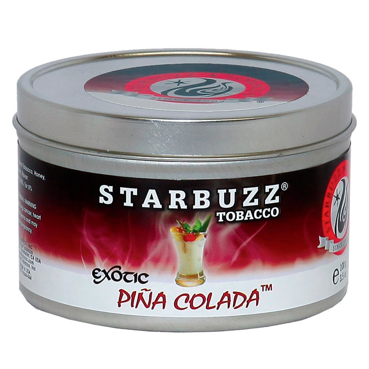Табак для кальяна Starbuzz Pina Colada 250 гр.