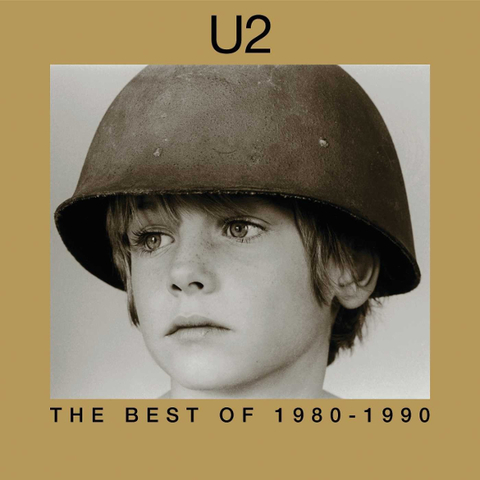 U2 / The Best Of 1980-1990 (2LP)