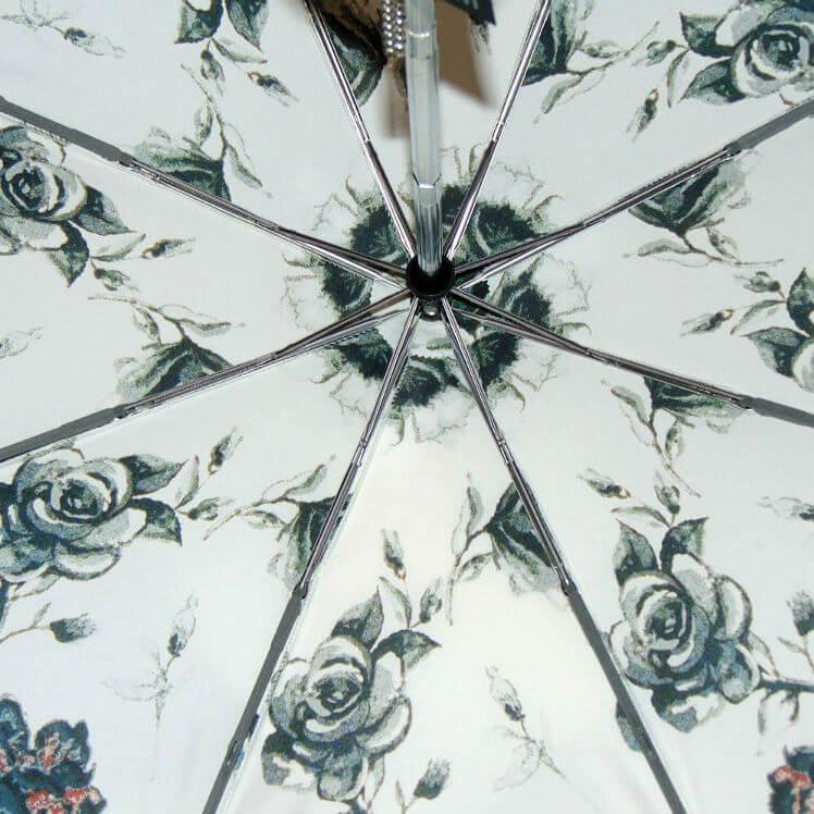 Зонт складной женский Pasotti 261S -9666 Di cenere Rosa