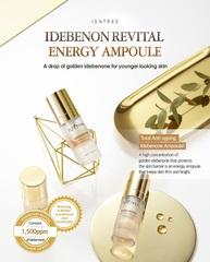 Ампульные сыворотки с идебеноном, 2 шт. по 10 мл / Isntree Idebenon Revital Energy Ampoule