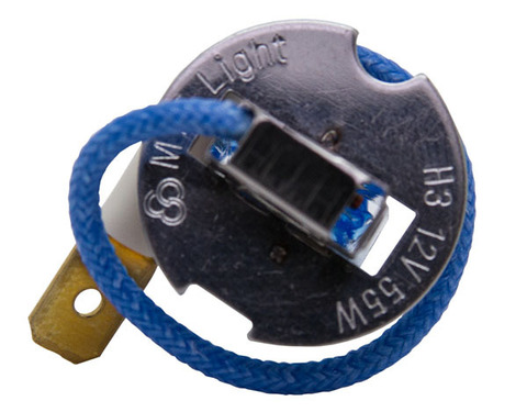 Галогенные лампы MTF Light TITANIUM H3 55W