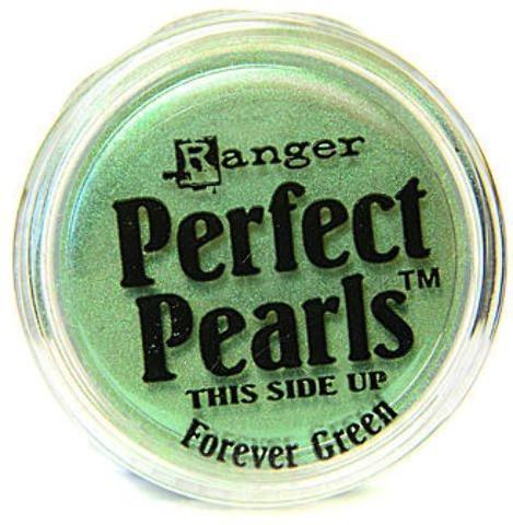 Пигментный порошок  Ranger Perfect Pearls -Forever green
