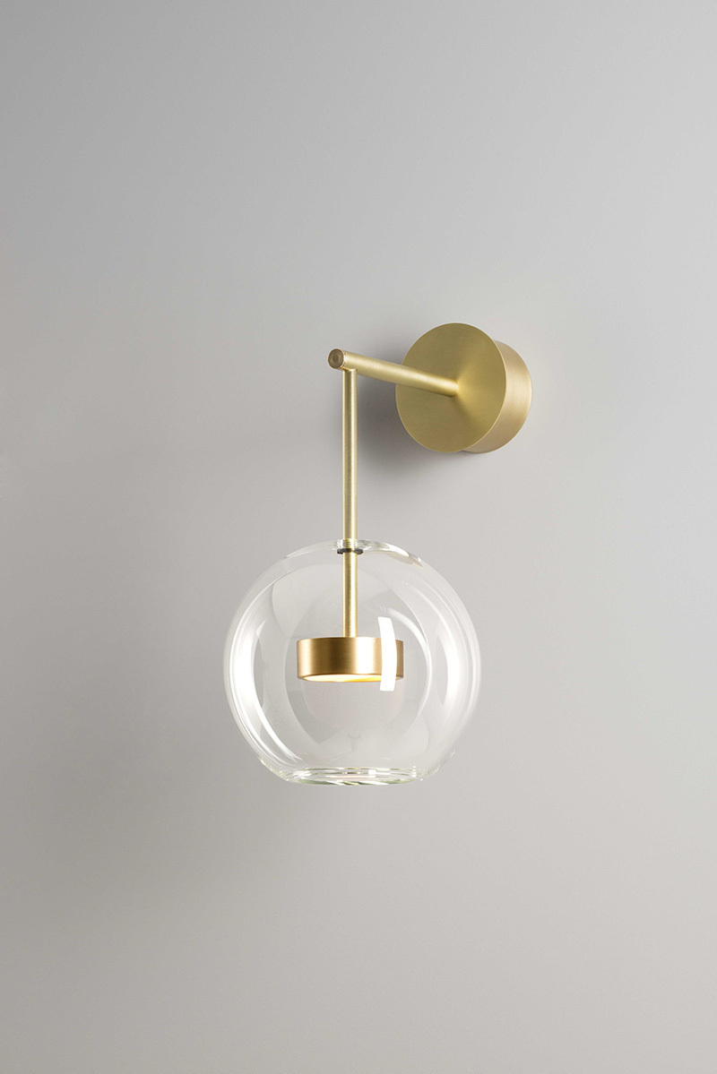 Replica Bolle Wall Light Bubble 1 By Giopato Coombes Buy