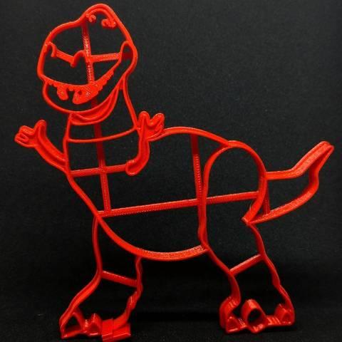 История игрушек: Рекс