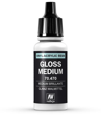 Gloss Medium 17 ml.