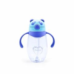 6860 FISSMAN Бутылка для воды 450мл, 16см (пластик)
