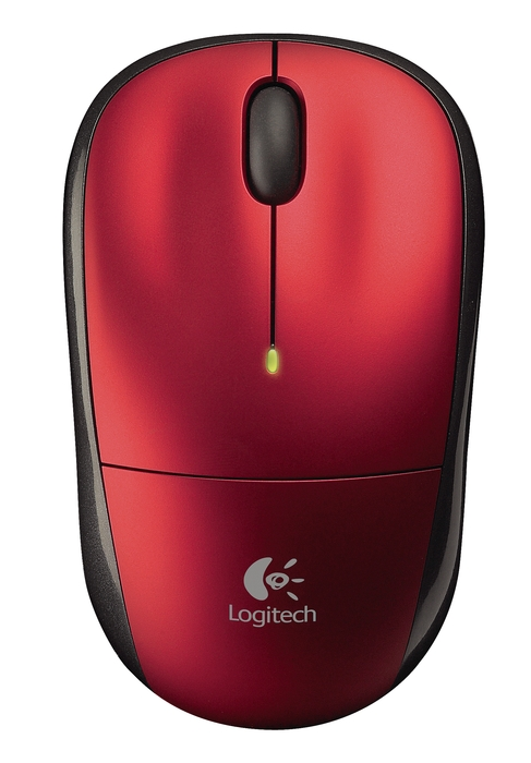 LOGITECH Wireless Mouse M215 Red