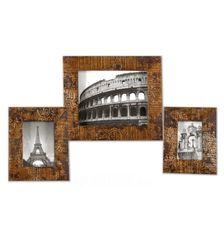 Рамки для фото 3шт Uttermost Hema 18555