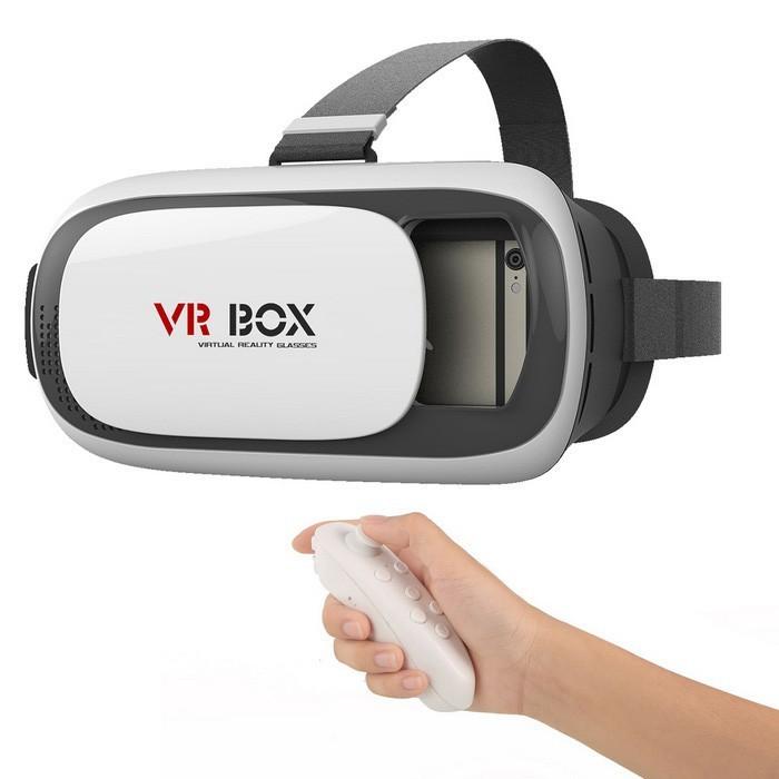 Очки виртуальной реальности VR Box с пультом управления