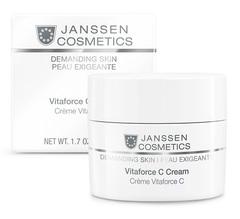 Vitaforce C Cream - Регенерирующий крем с витамином C
