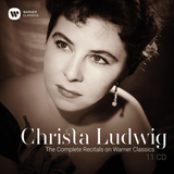 Christa Ludwig / The Complete Recitals On Warner Classics (11CD)