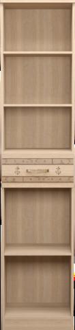 Шкаф-пенал для белья 15 Квест