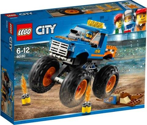 City Great Vehicles Монстртрак 60180