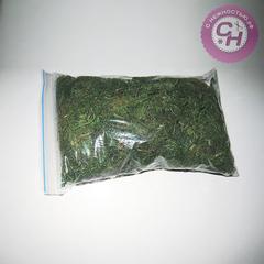Декор мох натуральный, флористический, 30 г.
