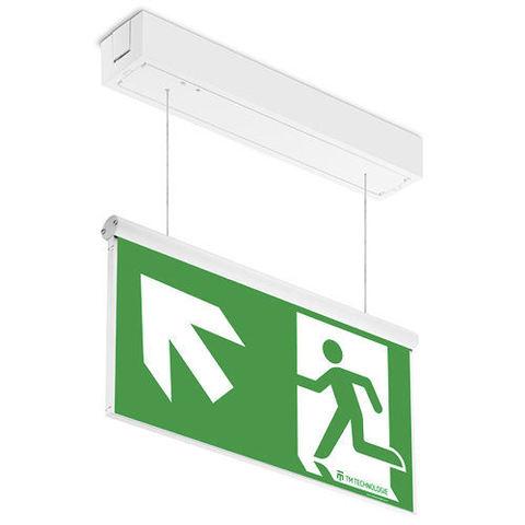 Световые указатели аварийного выхода ONTEC-AZ TM Technologie