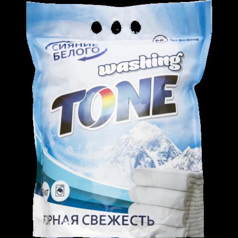 Sellwin Pro  Washing Tone Стиральный порошок Горная свежесть 3кг