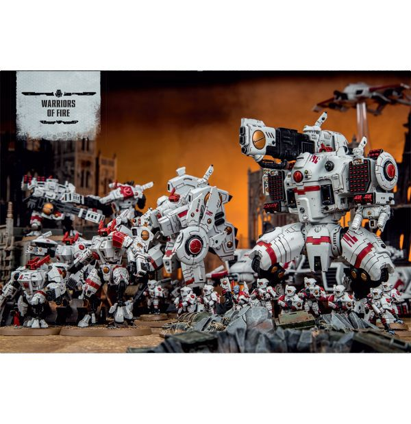 Armies of Expansion: Tau Empire Painting Guide