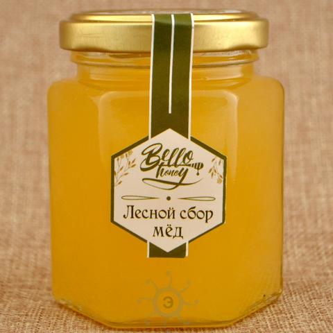 Мёд лесной сбор BelloHoney, 300г