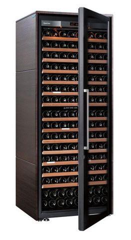 Винный шкаф EuroCave V Collection L венге, максимальная комплектация