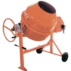 Бетоносмеситель СБР-260В-01, 260 л, 0,75 кВт, 220 В, редуктор.