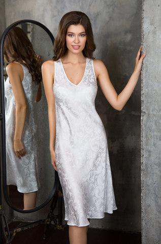Сорочка -платье домашнее женское mia-mia 15156