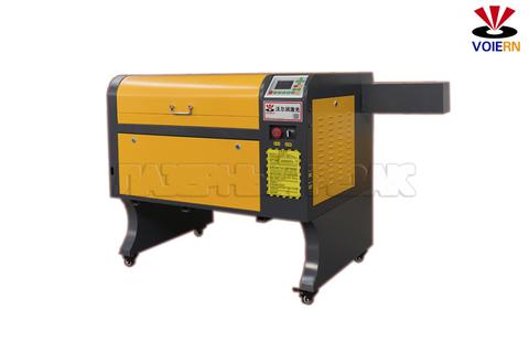 Комплект оборудования на базе лазерного станка WER-6040