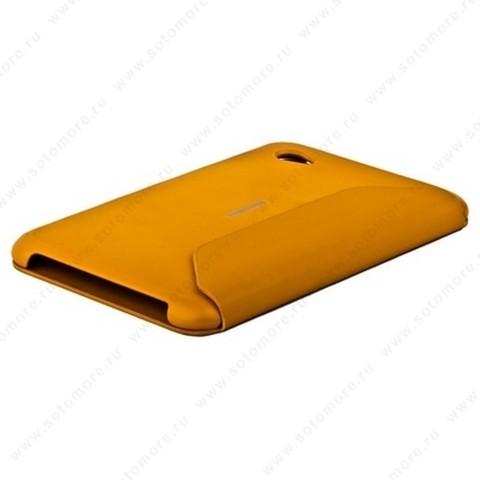 Чехол-книжка Book Cover для Samsung Galaxy Tab 7.0 Plus P6200/ P6210 оранжевый