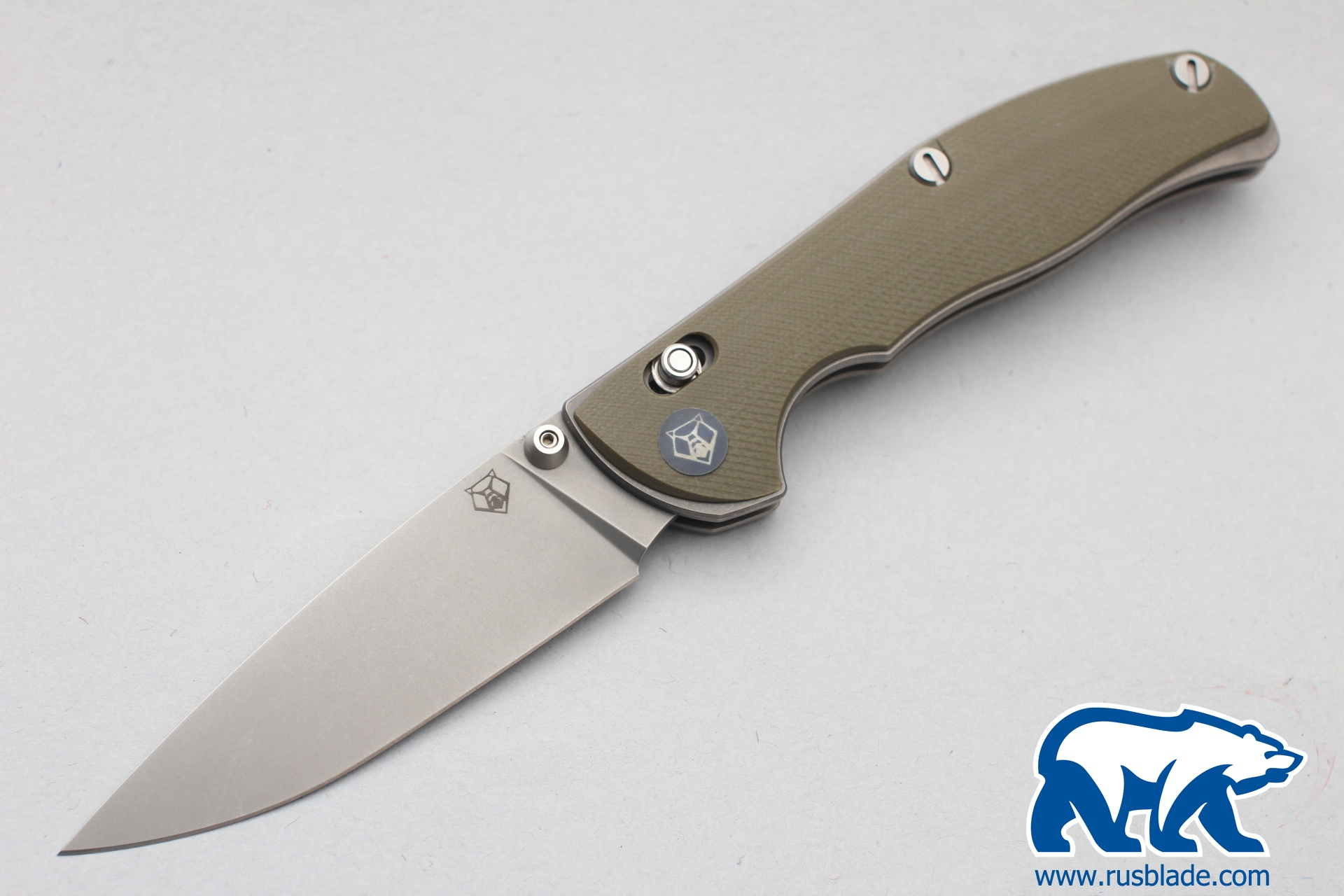 Shirogorov Tabargan 100NS S35VN G10