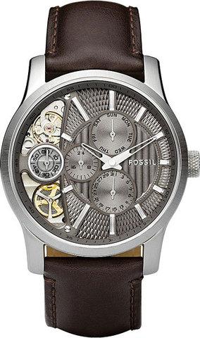 Купить Наручные часы скелетоны Fossil ME1098 по доступной цене