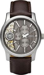 Наручные часы скелетоны Fossil ME1098
