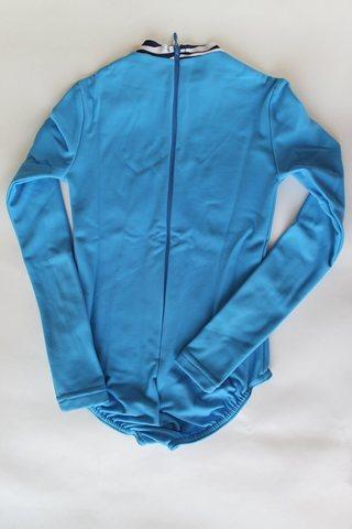 Термободи, рост 122 (голубой, с горловиной)