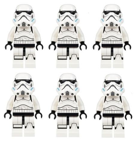 Минифигурки Звездные войны Армия клонов серия 232