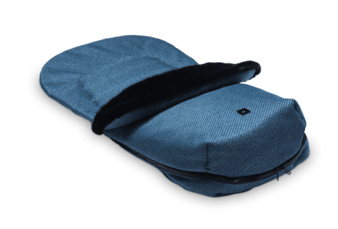 Конверт в Коляcку Moon Foot Muff Panama Blue (803) 2019