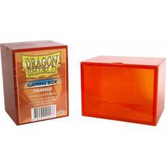 Dragon Shield - Коробочка оранжевая на 100+ карт