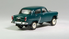 Moskvich-410 dark green 1:43 DeAgostini Auto Legends USSR #42