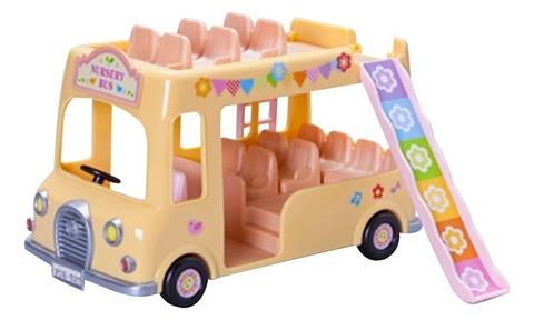 """Набор """"Двухэтажный автобус для малышей"""" Sylvanian families 5275 (3588)"""