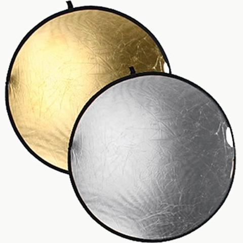 Светоотражатель RAYLAB RRF-80 GRIP  SILVER / GOLD