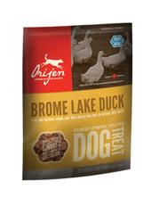 Лакомство для собак, Orijen Brome Lake Duck, с мясом утки