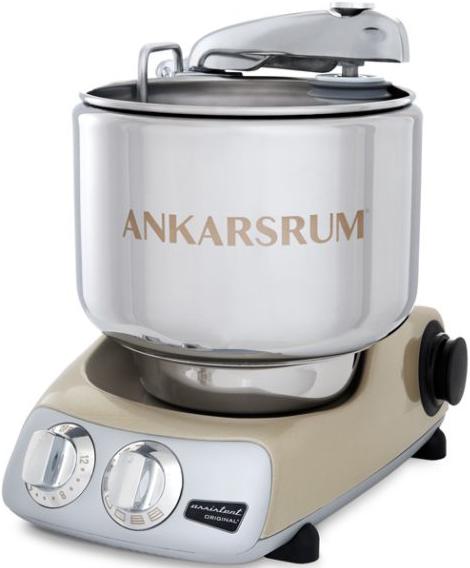 Тестомес комбайн Ankarsrum AKM6230SG+ брызги шампанского (расширенный)