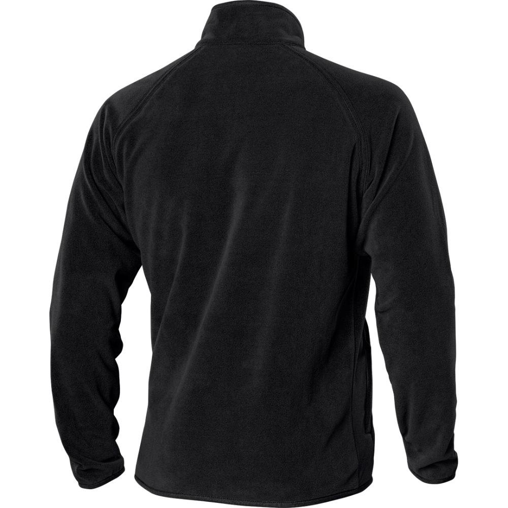 Мужская флисовая толстовка Asics Polar Fleece Jacket (421936 0904) черная фото