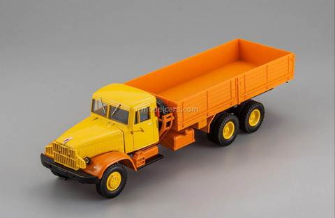 KRAZ-219B board export 1966-1969 1:43 Nash Avtoprom