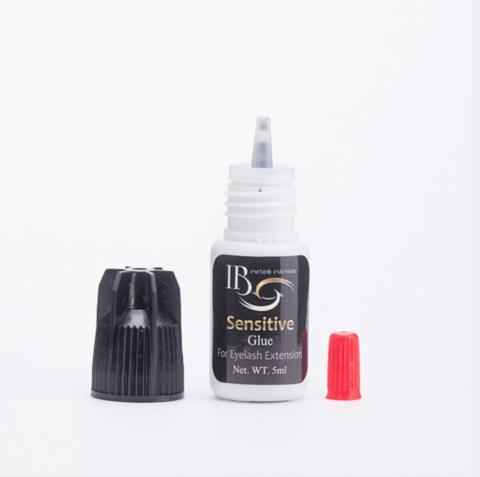 Клей I-Beauty Sensitive, чёрная крышка, 2-3 сек., 5 мл