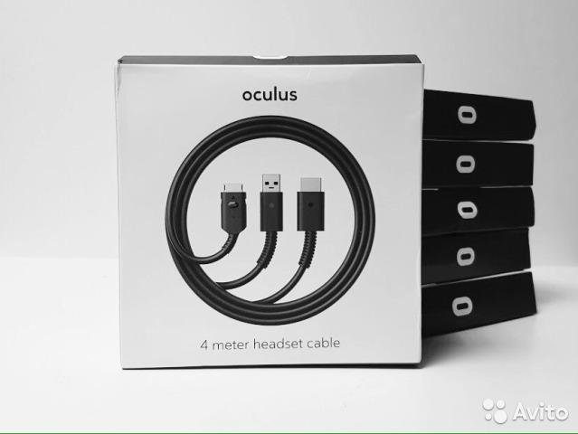 Купить Кабель для шлема Oculus
