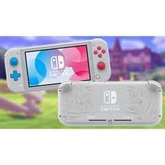 NS: Nintendo Switch Lite (версия «Зэйшиан и Земазента»)