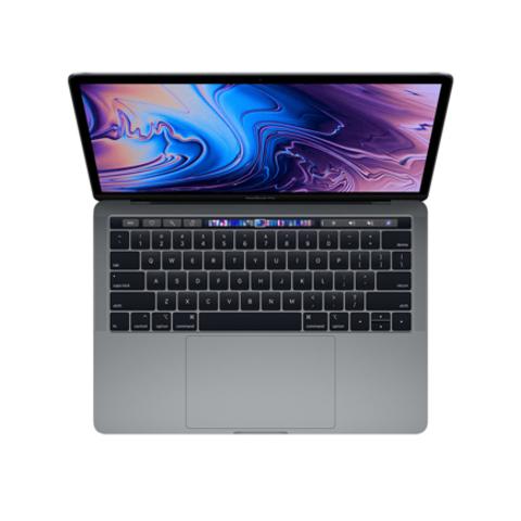 Apple MacBook Pro 13 Retina Touch Bar MV972 Space Gray (2,4 GHz, 8GB, 512Gb, Intel Iris Plus Graphics 655)