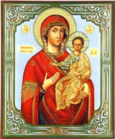 Икона Божией Матери Смоленская 2