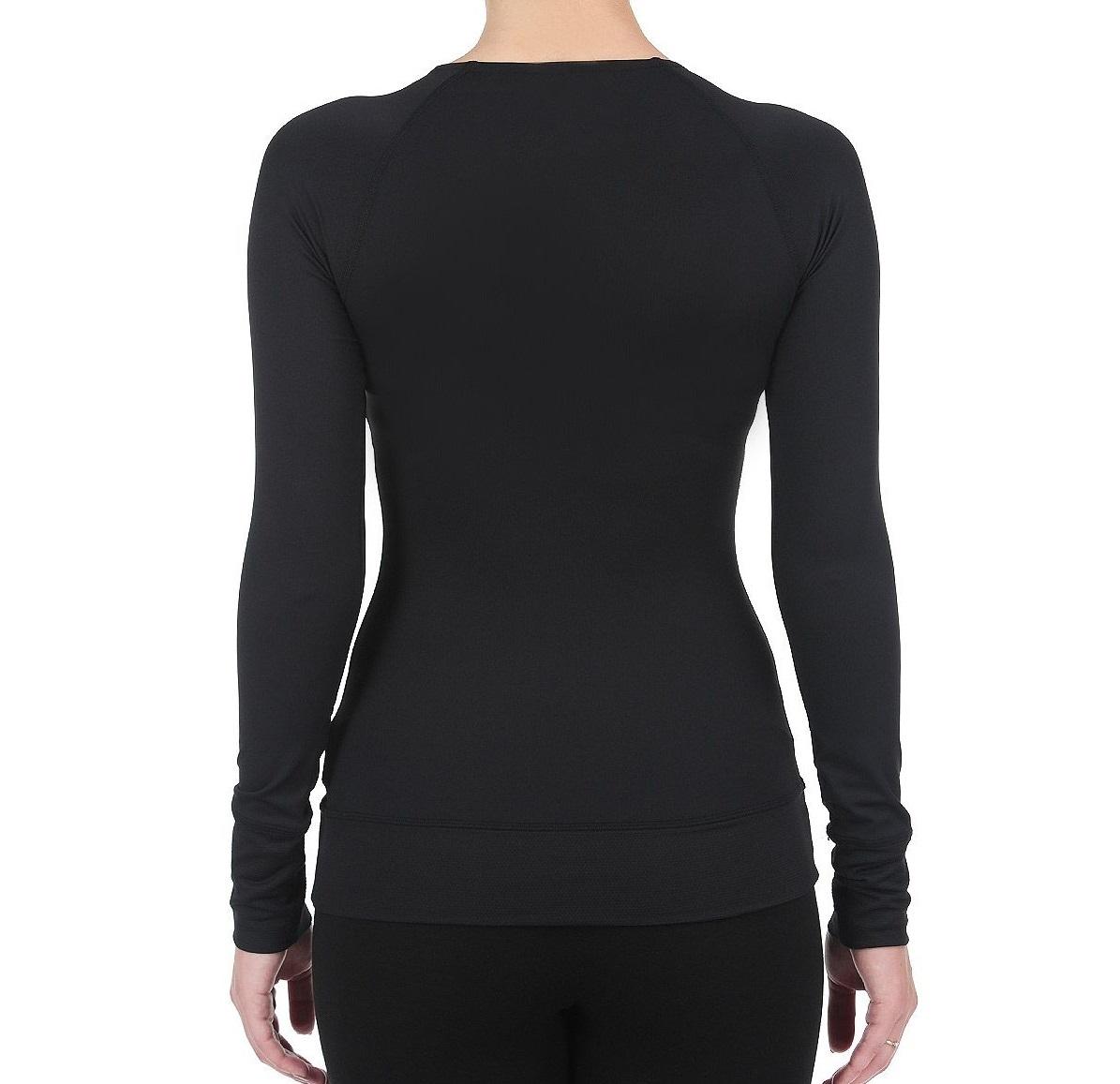 Женская футболка с длинным рукавом асикс Long Sleeve Tee (124668 0904)